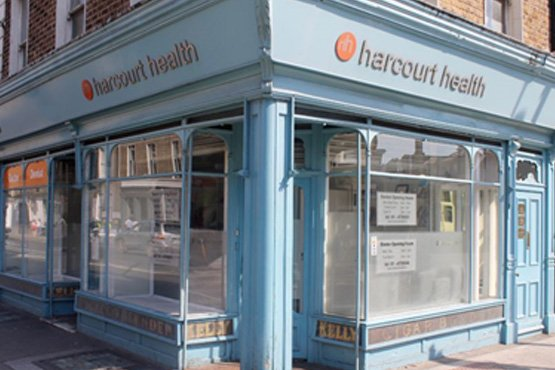 Harcourt Health Doctor